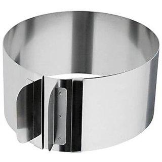 Adjustable Size Cake Ring Mould