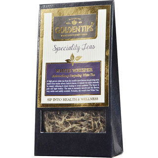 Golden Tips White Whisper White Tea - SP, 25g