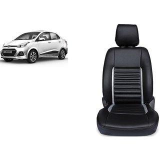 Hyundai Xcent PU Leatherite Car Seat Cover PU0023