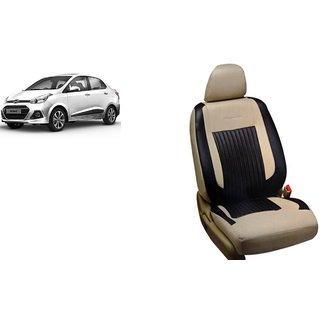 Hyundai Xcent PU Leatherite Car Seat Cover PU0030