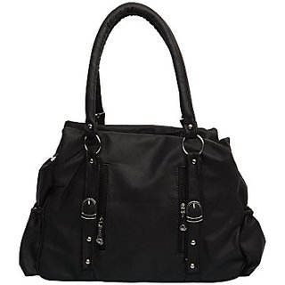 Fashion Women's Handbag Black Colour