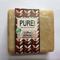 Coffee Butter Natural Glycerine Soap