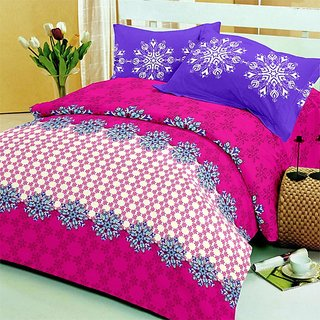 Multi Colour Multi Colour Single Bedsheet Sets (Bedsheet Set (Single))