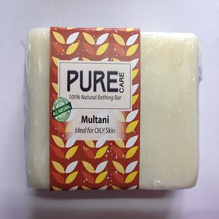 Multani Natural Glycerine Soap