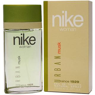 Nike Urban Musk Woman Perfume Of 75 ml (EDT)