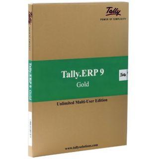 TALLY .ERP 9 GOLD