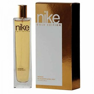 Nike Gold Edition Woman Perfume Of 100 ml (EDT)