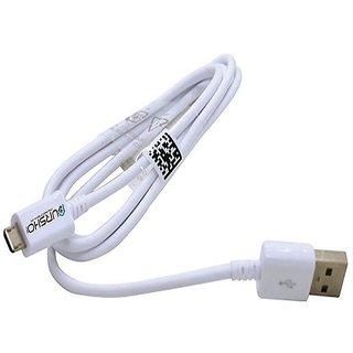 Preum Quality cro USB V8 to USB 2.0 Data Sync Transfer Charging Cable for cromax Canvas Hue AQ5000
