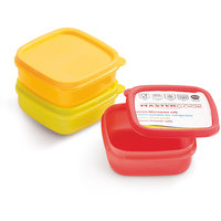 Food & Storage Container - Set Of 3