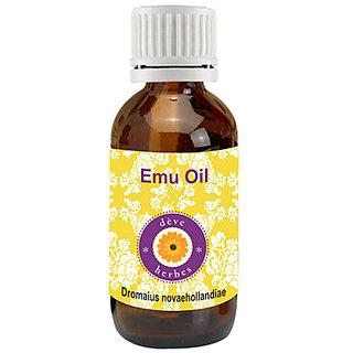 Pure Emu Oil 30ml (Dromaius novaehollandiae)