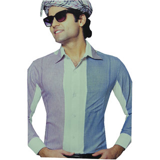 Cotton Shirt - Summer Spring Collection Very Attractive Men's Shirt Fabric