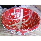 Handmade Papermache Pot Pourri Bowl