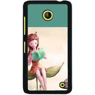 ifasho enjoy the life Back Case Cover for Nokia Lumia 630