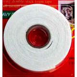 DOUBLE SIDED TAPE / DOUBLE STICK TAPE / MOUNTING TAPE