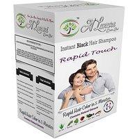 Radico Sunab Herbal Soft Black Hair Color - 100gm