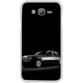 ifasho The Car Back Case Cover for Samsung Galaxy J5