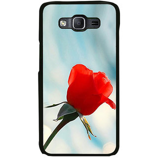 ifasho Red Rose Back Case Cover for Samsung Galaxy On 7