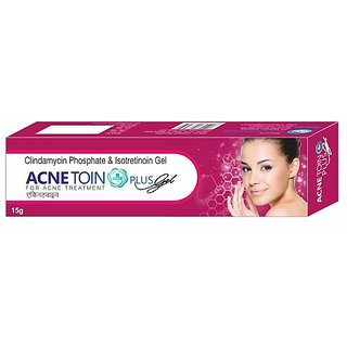 AcneToin Plus Gel For Acne ( Pack of 4)