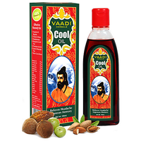 Cool Oil With Triphla  Almond 200ml