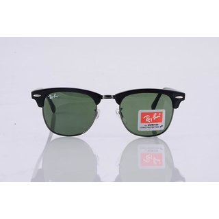 Sunglasses Clubmaster BLACK GREEN - Imported
