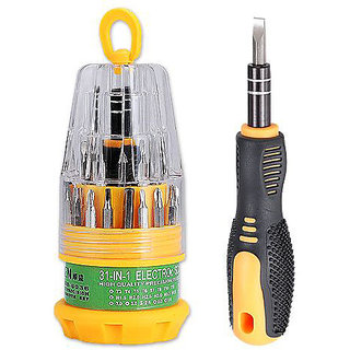 31 in 1 multipurpose screwdriver set buy 31 in 1 multipurpose screwdriver set online at best. Black Bedroom Furniture Sets. Home Design Ideas