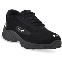ADYBird Obsidian Black Casual Shoes