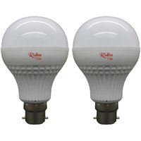12 W White Led Bulb (Set Of 2)