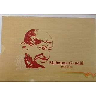 Mahatma Gandhi Booklet