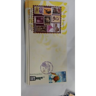 Spl Cover with Spl Cancellation NYStampShow2016 se