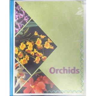 Orchids fullsheet pack