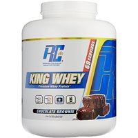 Ronnie Coleman Signature Series King Whey 5lb Chocolate Brownie