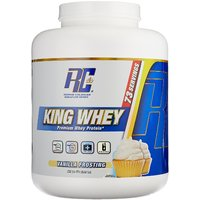 Ronnie Coleman Signature Series King Whey 5lb Vanilla Frosting