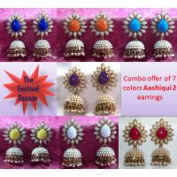 Combo Offer of Aashiqui 2 Earring Set of 7