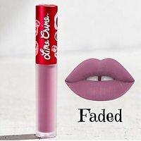 Lime Crime Imported Liquid Lipstick Faded (Purple)