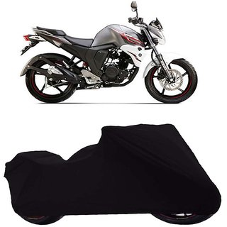 Yamaha Fz v2 Bike Cover Black