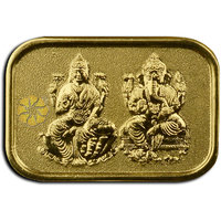 Diwali Special Offer Buy 450mg Lagdi Do Murti Gold Coin By Parshwa Padmavati Gold
