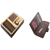 SUSHA Gents Wallet, Ladies Wallet, Key Ring,Passport Holder Combo (SS-807SS-847)