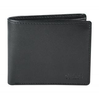 Torero Carlos Men's Slim Wallet - Black (TO058121-1)