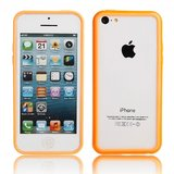 Callmate Solid Bumper Case For IPhone 5C - Orange