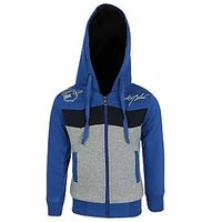 HAIG-DOT RoyalBlue Fleece Jacket for Boys