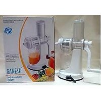 THE ORIGINAL & STYLISH GANESH FRUIT & VEGETABLE HAND JUICER FOR YOUR KITCHEN..!!