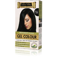 Indus Valley Herbal Colour- Black One Time Use