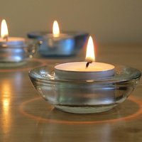 Tea Light Candles Pack Of 100 For Diwali Christmas Festive Quality Burning Hours