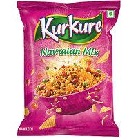 Kurkure Namkeen Navratan Mix, 180 G