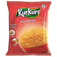 Kurkure Namkeen Aloo Bhujia, Pack Of 12 X 45 G
