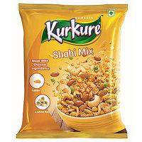 Kurkure Namkeen Shahi Mix, Pack Of 12 X 45 G