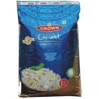 Crown Opal Premium 1121 Basmati Rice, 25 Kg