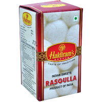 Haldiram Rasgulla Bottle 450 G