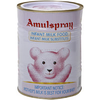 Amul Spray, Infant Milk Food Tin, 500 G