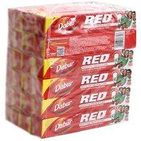 Dabur Red Toothpaste 25 G, Pack Of 24 U